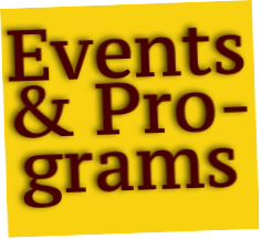 Events & Pro- grams