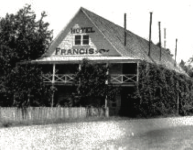 Camptonville's Historic Hotel Francis